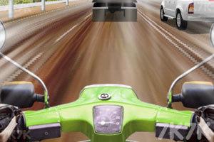 《摩托车高速模拟驾驶》游戏画面2