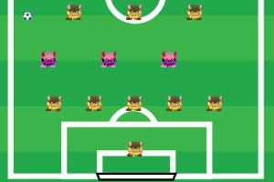 《疯狂足球比拼》游戏画面1