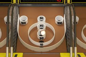 《投分球台》游戏画面1