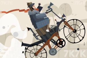 《自行车越野赛》游戏画面3
