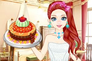 《奥莉的派对蛋糕》游戏画面2