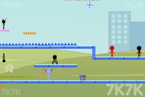 《火柴人救援任务》游戏画面3