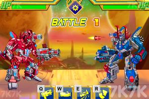 《超级机甲战士》游戏画面2