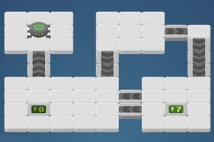 《移动的电池无敌版》游戏画面1