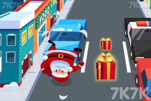 《圣诞老人酷跑》游戏画面2