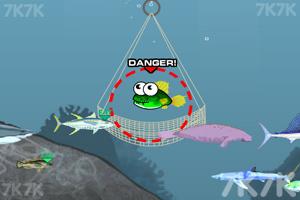 《深海食人鱼加强版》截图5