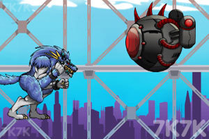 《愤怒的怪兽》游戏画面3