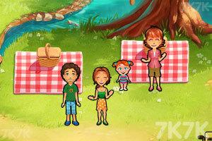 《美味餐厅12悠闲假期》游戏画面3