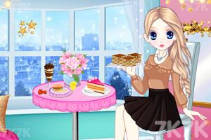 《森迪公主下午茶》截图3