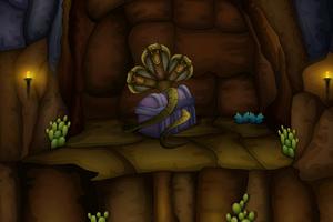 《逃离圆形沙漠》游戏画面1