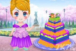 《可爱女孩的公主梦》截图2