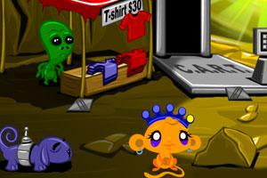 《逗小猴开心系列78》游戏画面1