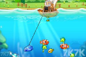 《黄金矿工海底版》游戏画面2