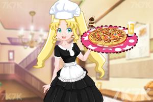 《彩丽公主当厨师》游戏画面2