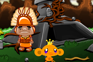 《逗小猴开心之世界旅行2》游戏画面1