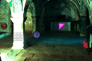 《你能逃离废弃的城堡吗》游戏画面1