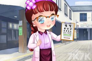 《小公主配眼镜》游戏画面3