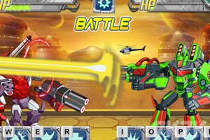 《组装战斗机器人2》游戏画面2
