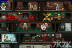 《鲍勃大盗》游戏画面3