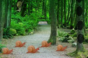 《蜗牛的森林逃脱》游戏画面1