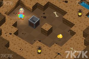 《矿工推箱子》游戏画面2