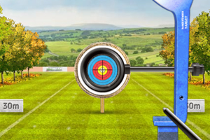 《世界射箭錦標賽》游戲畫面1