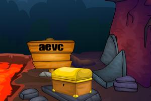 《洞穴宝藏逃脱2》游戏画面1