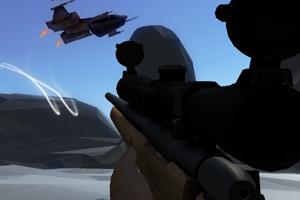 《狙击苍穹》游戏画面1