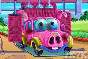 《动物汽车清洁沙龙》截图1