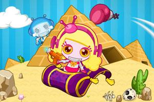 《萌版泡泡堂4》游戏画面1