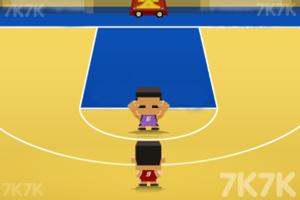 《三分投篮》游戏画面2