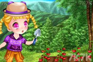 《小可爱种蔬菜》截图2