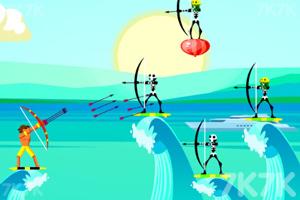 《冲浪的弓箭手》截图2