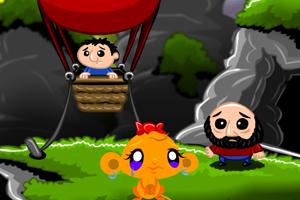 《逗小猴开心系列108》游戏画面1
