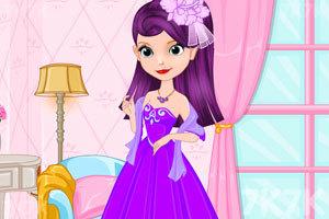 《索菲亚的新礼服》游戏画面1