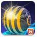 3D霓虹球