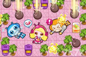 《萌版泡泡堂7》游戏画面4