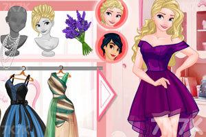 《女孩们的生日派对》游戏画面1