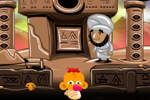 《逗小猴开心系列118》游戏画面1