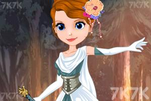 《索菲亚变身魔法师》游戏画面3