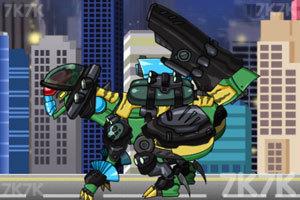 《组装机械直立龙2》游戏画面4