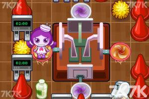 《萌版泡泡堂3》游戏画面1