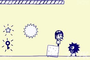 《逃离像素房》游戏画面1