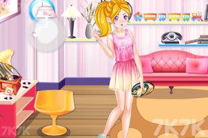《娜娜的新装》游戏画面2