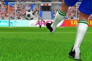《世界杯点球大奖赛》游戏画面2
