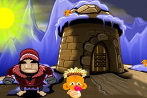 《逗小猴开心系列134》游戏画面1