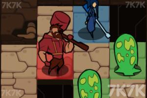 《甲骨文英雄》游戏画面3