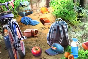 《登山的爱好者》游戏画面1