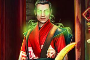 《被诅咒的武士》游戏画面1