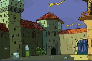 《城堡逃离》游戏画面1
